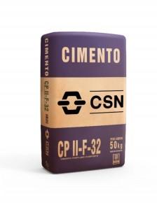 CIMENTO CSN CP II F 32 50...