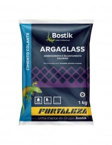 ARGAMASSA ARGAGLASS BRANCA...