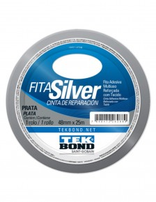 FITA SILVER TAPE 48MM X 25M...