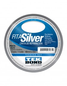 FITA SILVER TAPE 48MM X 5M...
